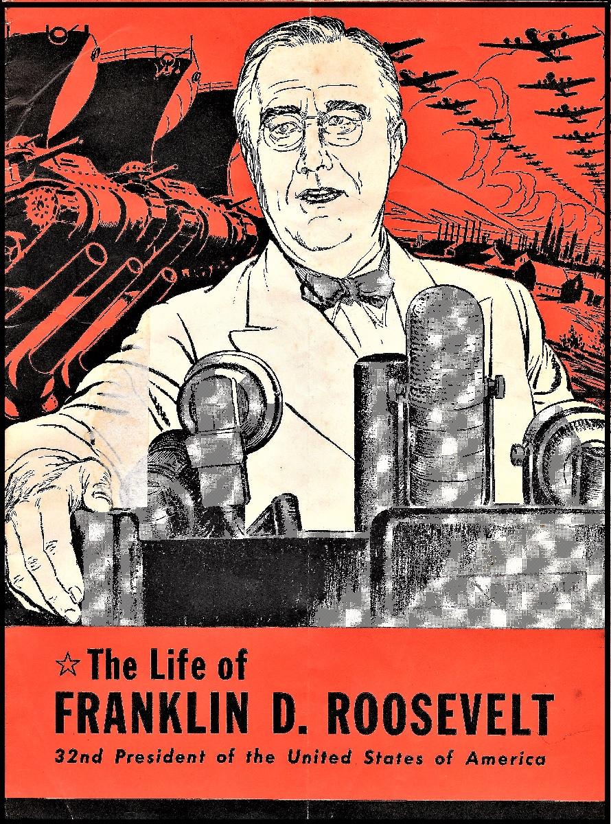 THE LIFE OF FRANKLIN D. ROOSEVELT (June 1942)